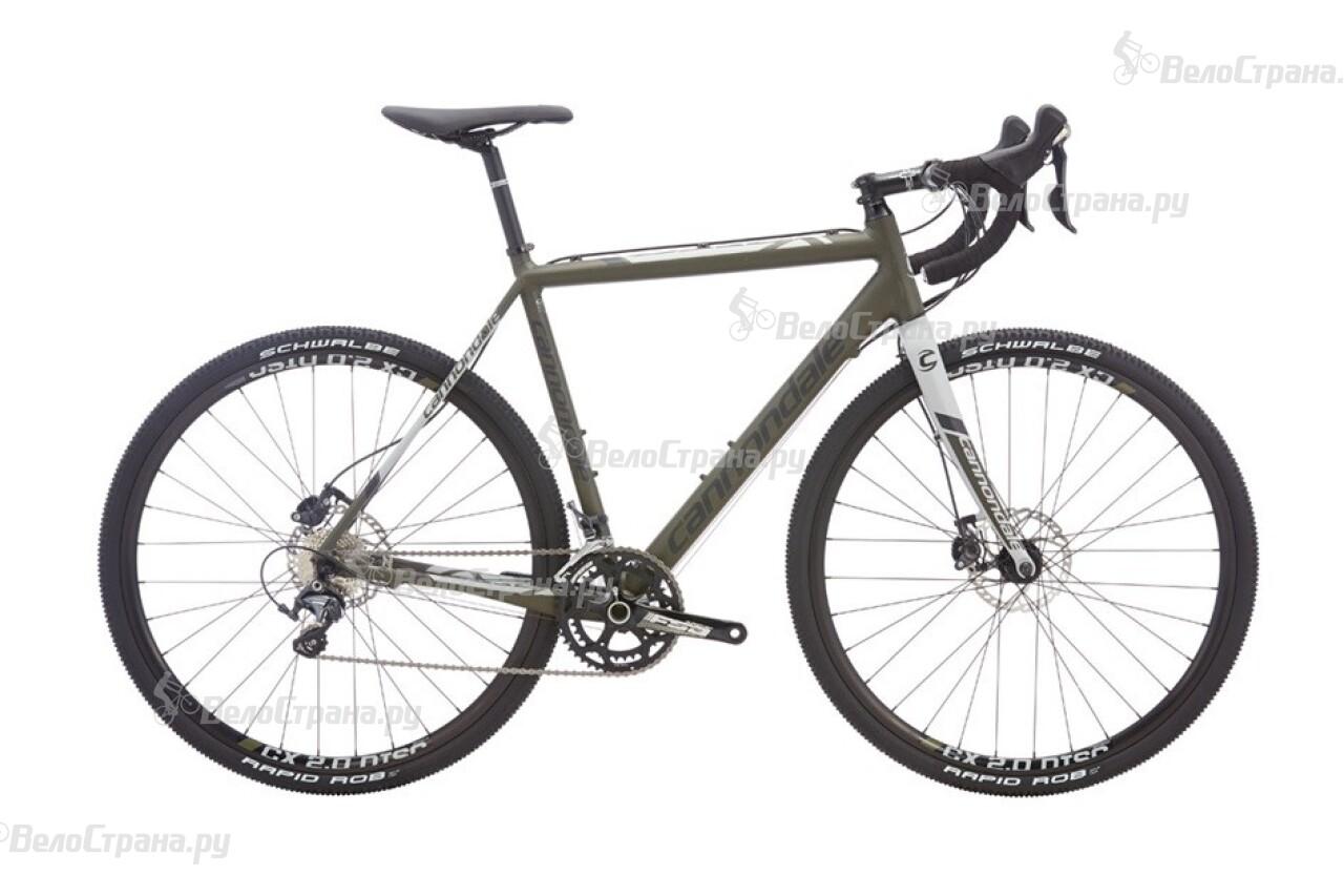 Велосипед Cannondale CAADX Ultegra (2016)