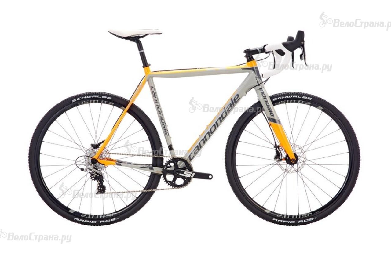Велосипед Cannondale SuperX Rival CX1 (2016)
