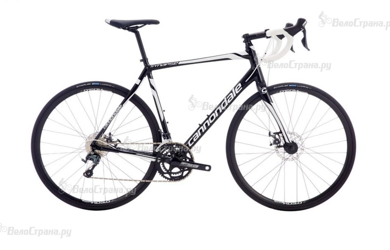 Велосипед Cannondale Synapse Disc Tiagra (2016) ш мано tiagra ti130a