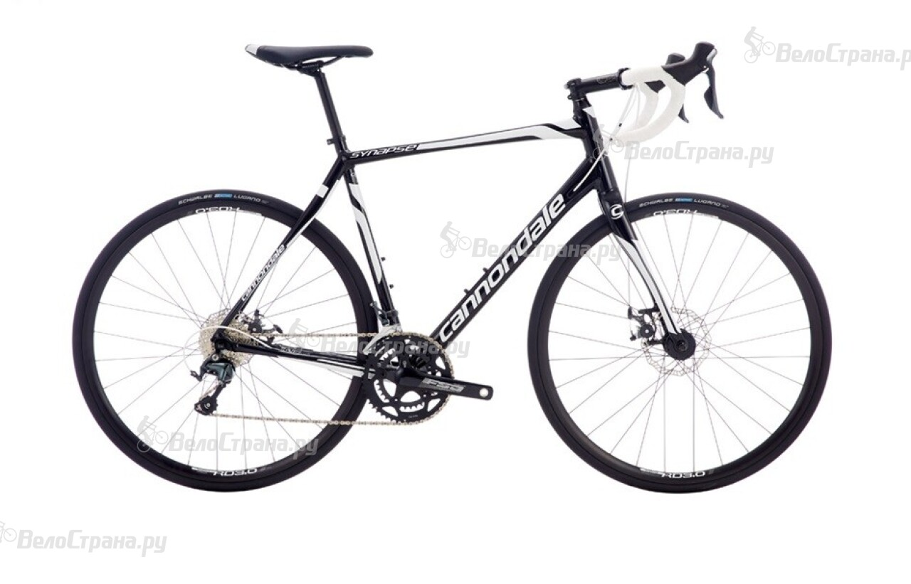 Велосипед Cannondale Synapse Disc Tiagra (2016)