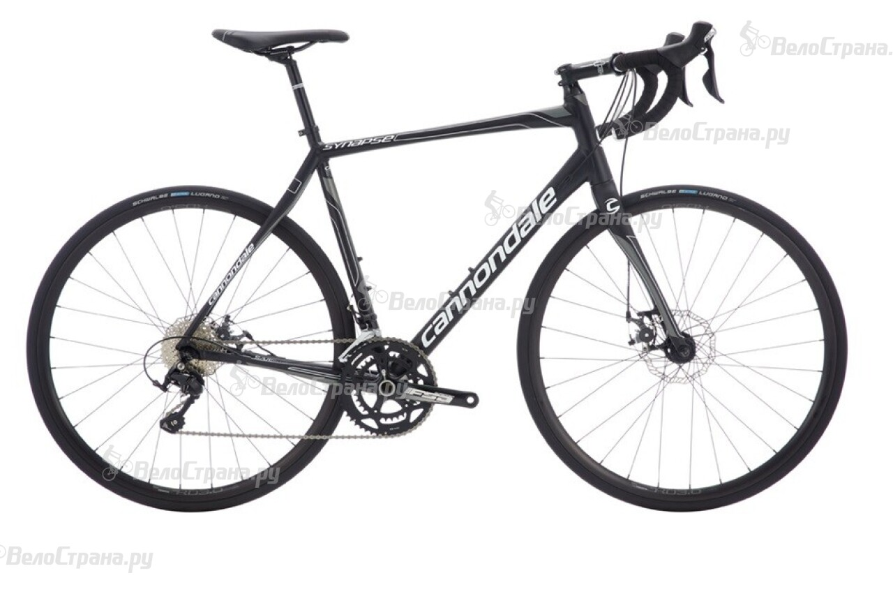 Велосипед Cannondale Synapse Disc 105 (2016) cannondale slice 105 2016