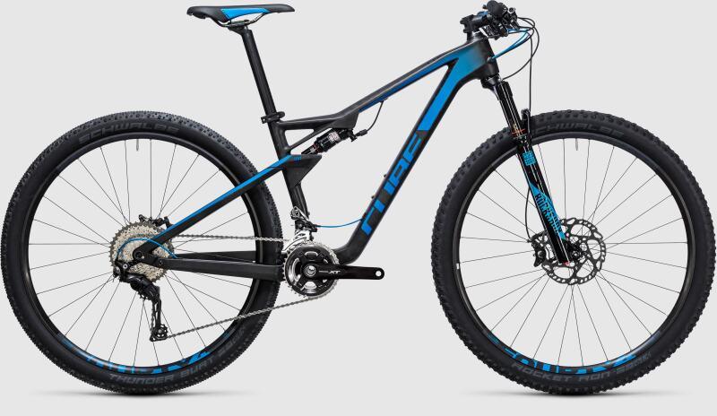 Купить Велосипед двухподвес Cube AMS 100 C:68 Race 29 (2017)