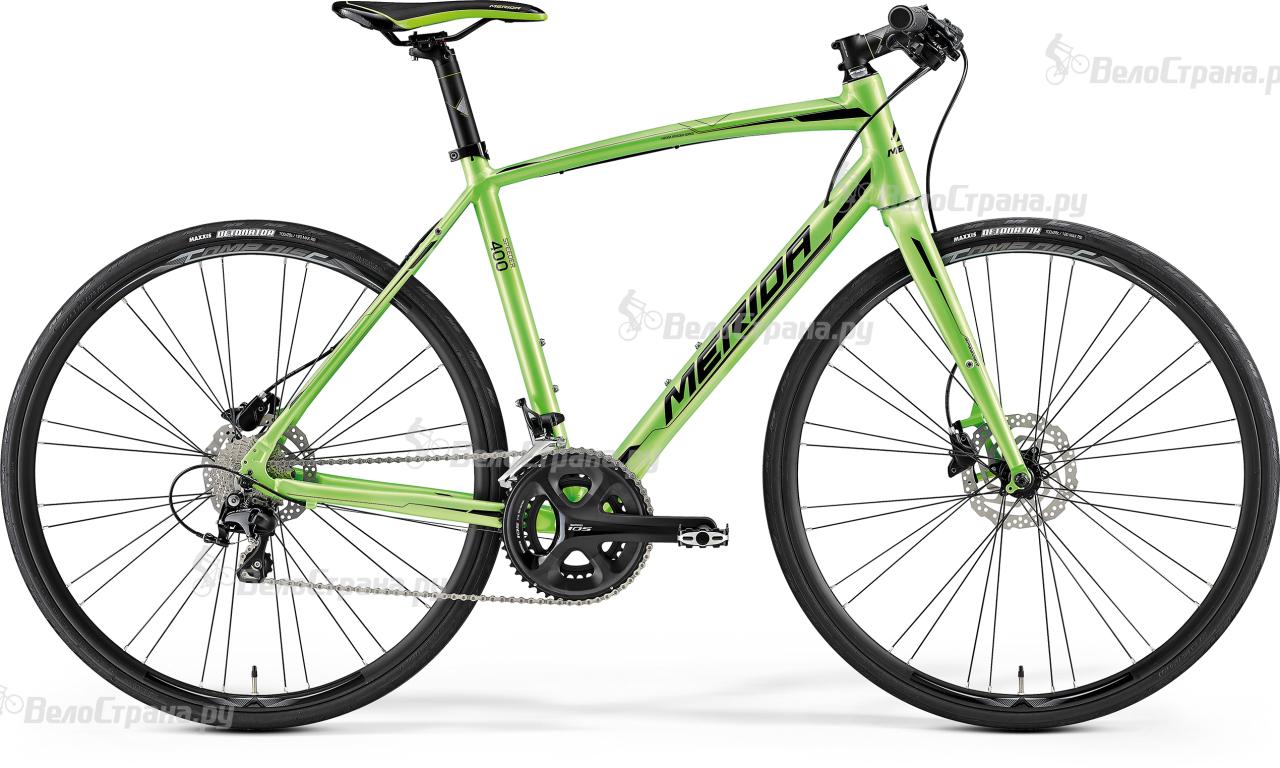 Велосипед Merida Speeder 400 (2017)