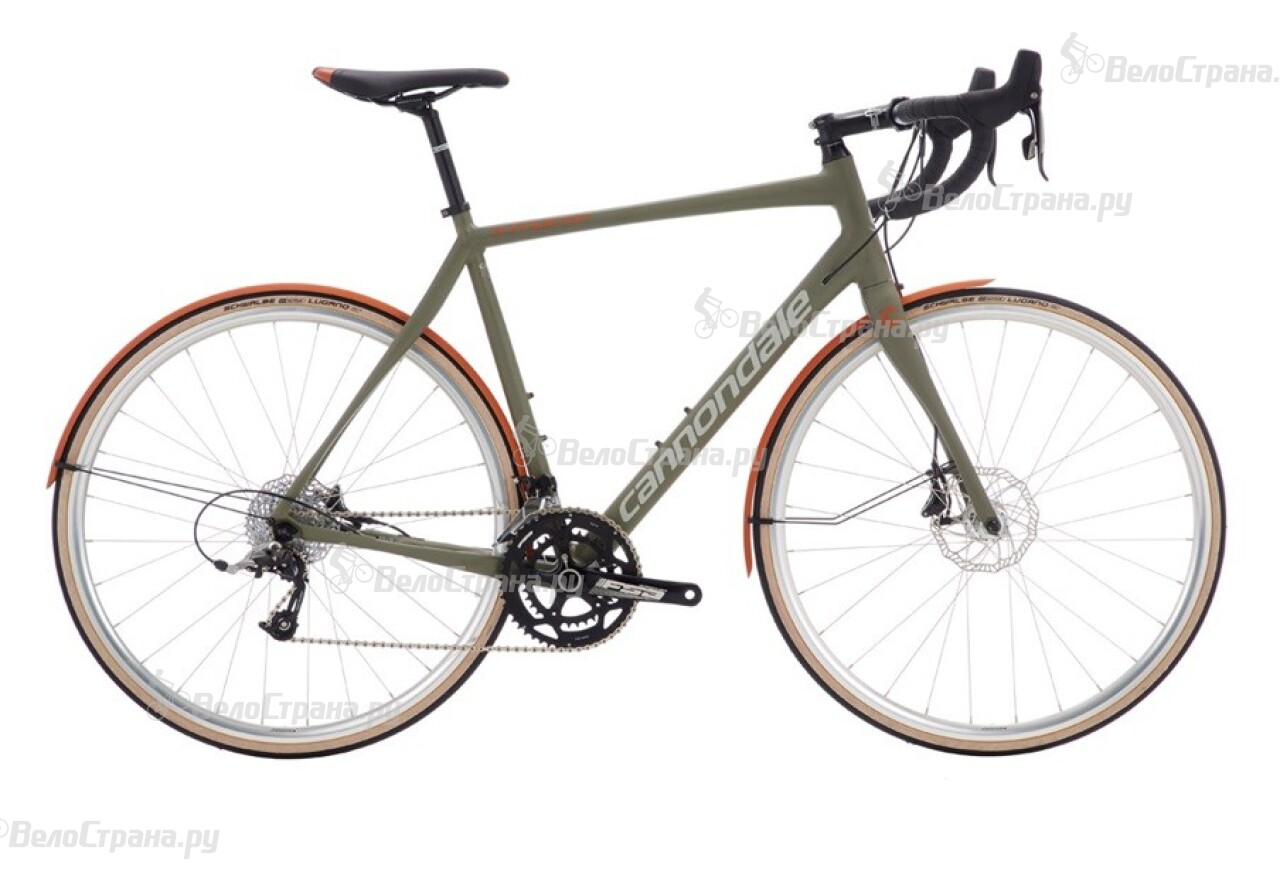 Велосипед Cannondale Synapse Disc Adventure (2016)