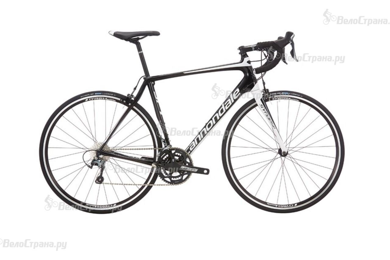 Велосипед Cannondale Synapse Carbon Tiagra (2016)