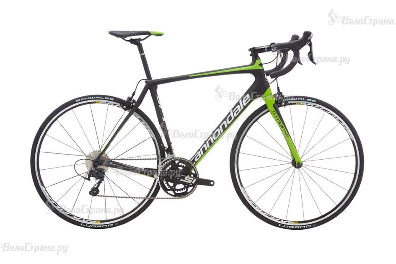 Велосипед Cannondale Synapse Carbon 105 (2016)