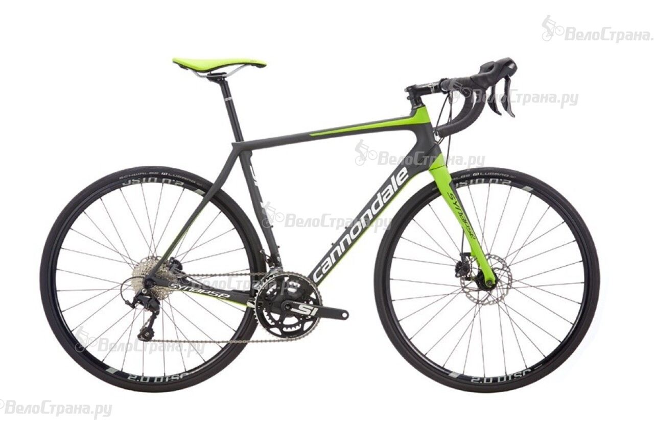 Велосипед Cannondale Synapse Carbon Disc 105 (2016)