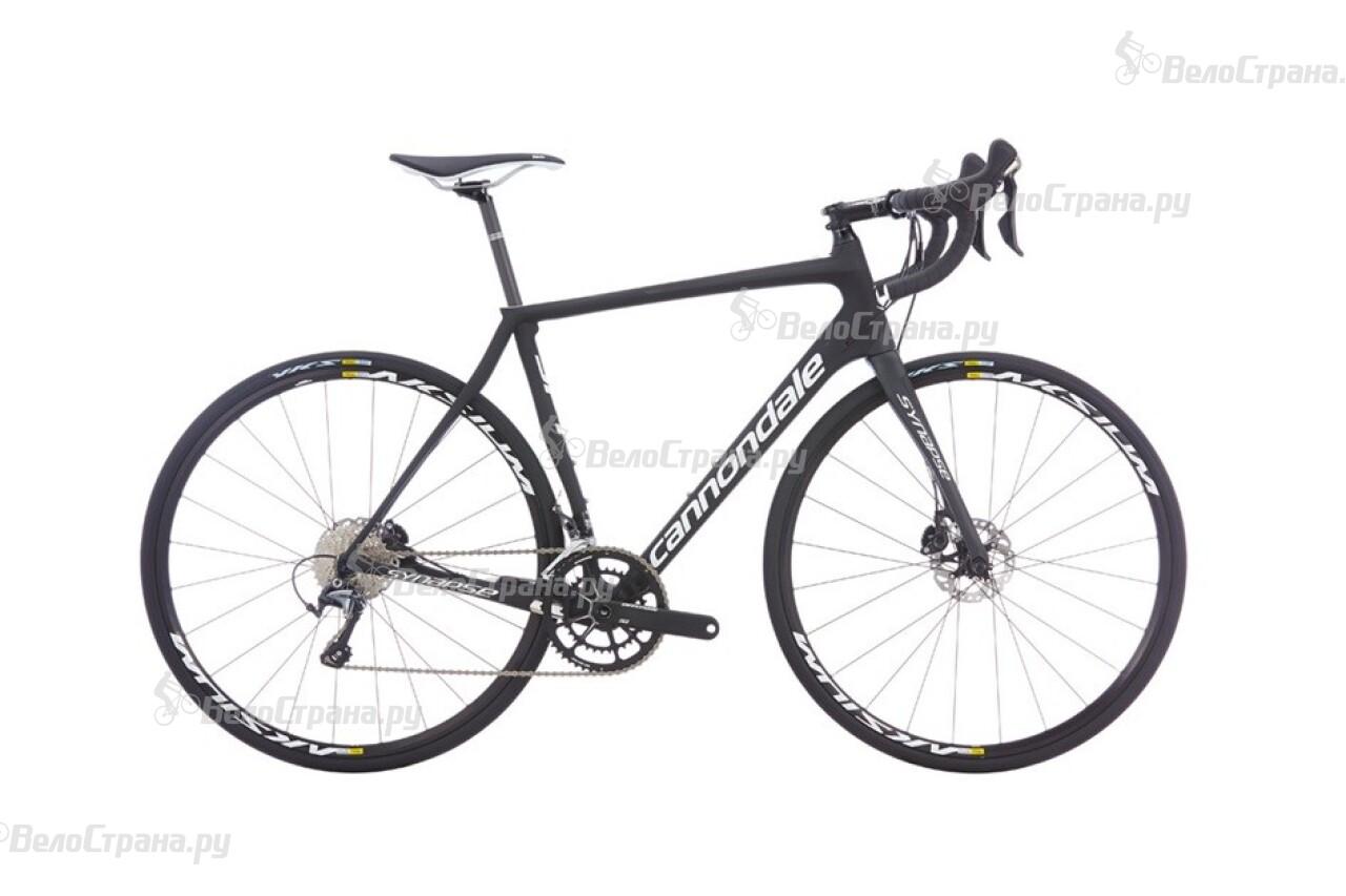 Велосипед Cannondale Synapse Carbon Disc Ultegra (2016)