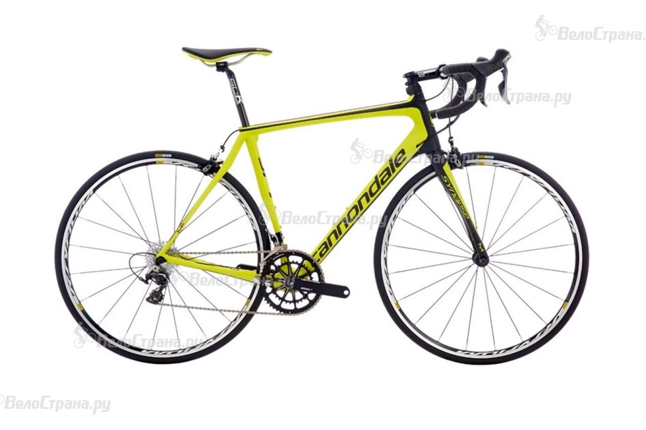 Велосипед Cannondale Synapse Hi-MOD Dura Ace (2016) zagato mod 8