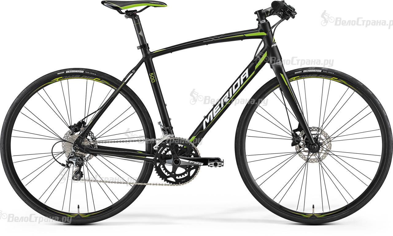 Велосипед Merida Speeder 500 (2017)
