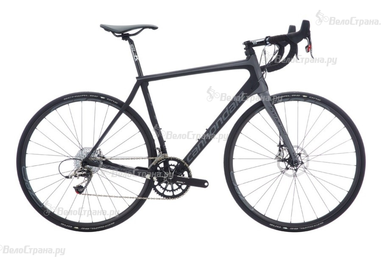 Велосипед Cannondale Synapse Hi-MOD Disc RED (2016)