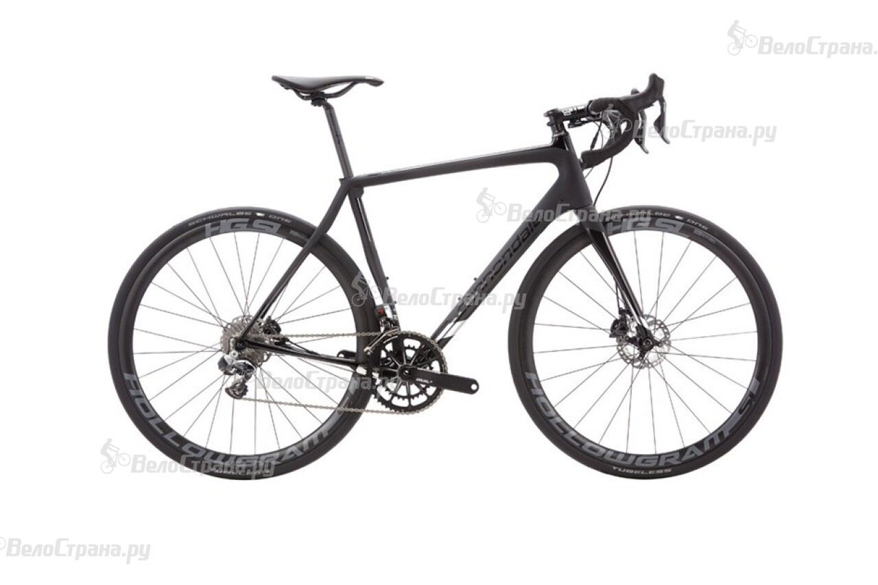 все цены на Велосипед Cannondale Synapse Hi-MOD Disc Black Inc. (2016) онлайн