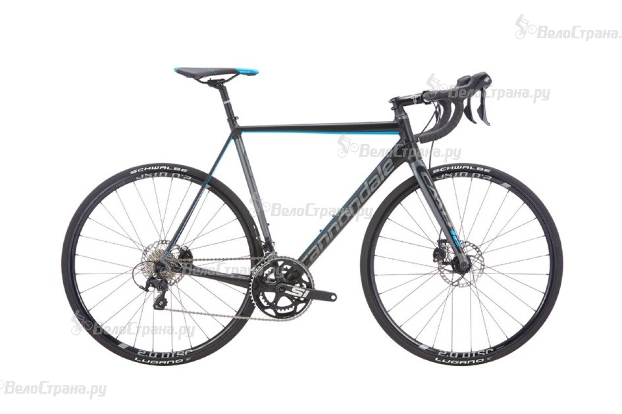 Велосипед Cannondale CAAD12 Disc 105 (2016)