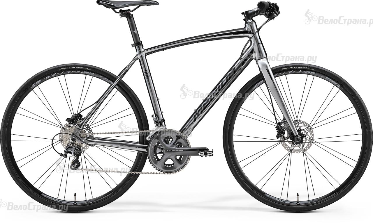 Велосипед Merida Speeder 900 (2017)
