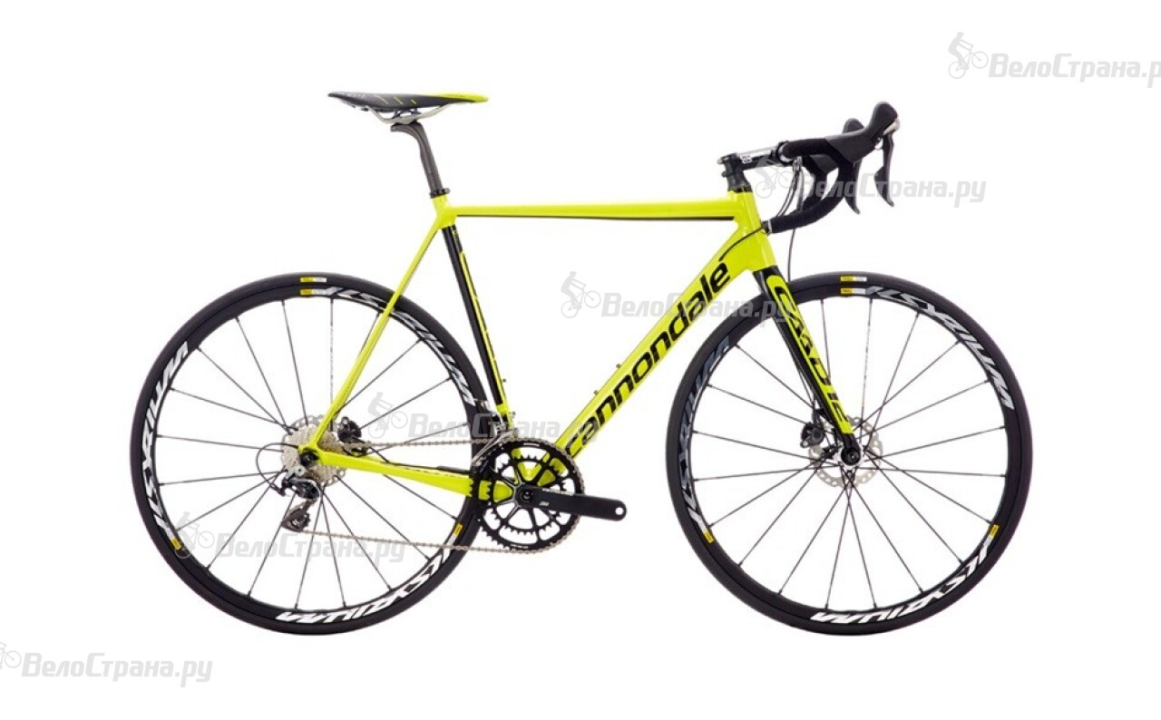 Велосипед Cannondale CAAD12 Disc Dura Ace (2016) cannondale slice 105 2016