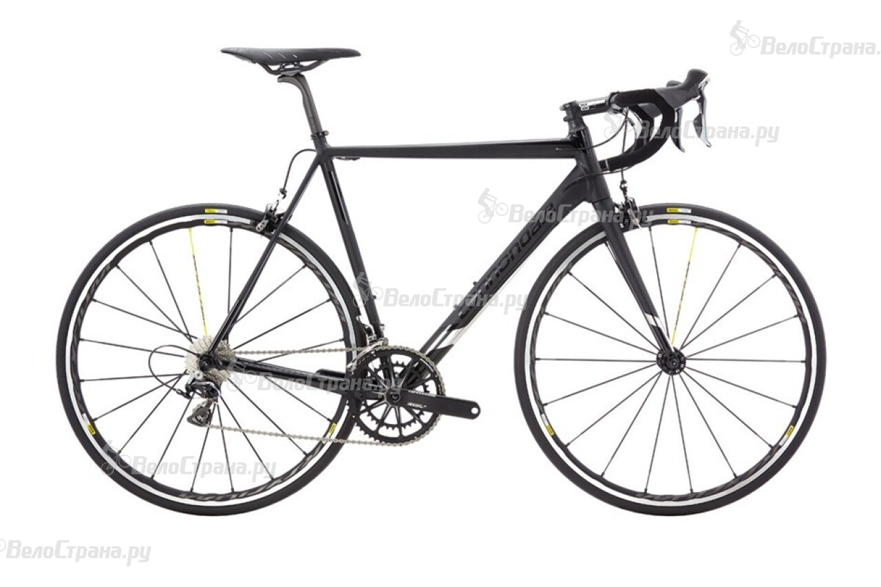 Велосипед Cannondale CAAD12 Black Inc. (2016) cannondale slice 105 2016