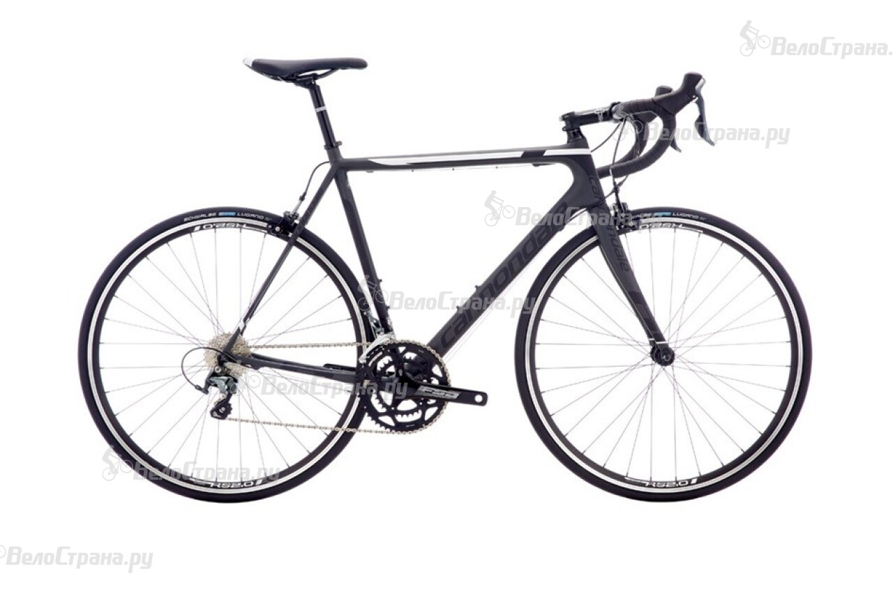 Велосипед Cannondale SuperSix EVO Tiagra (2016)