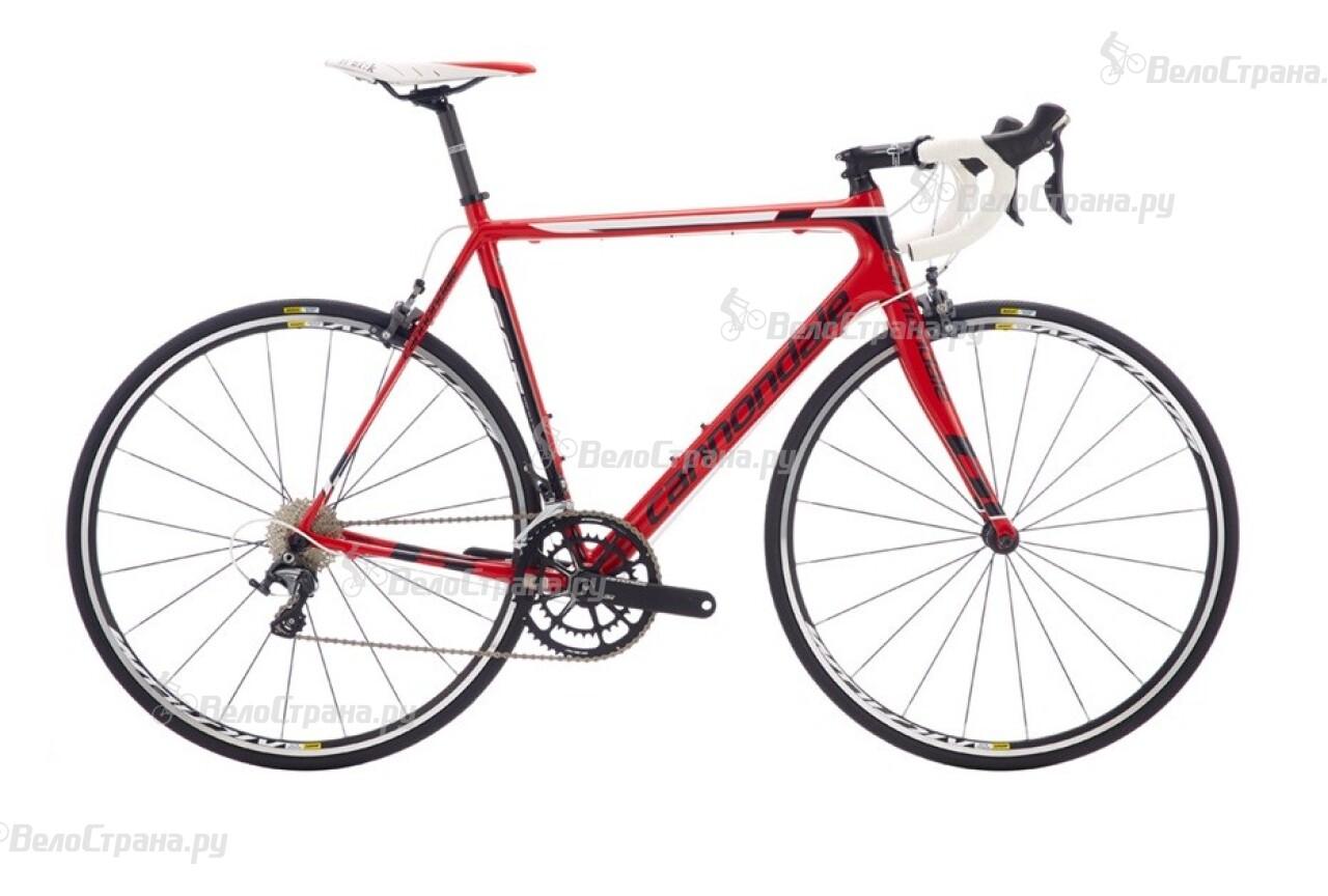 Велосипед Cannondale SuperSix EVO Ultegra 3 (2016)