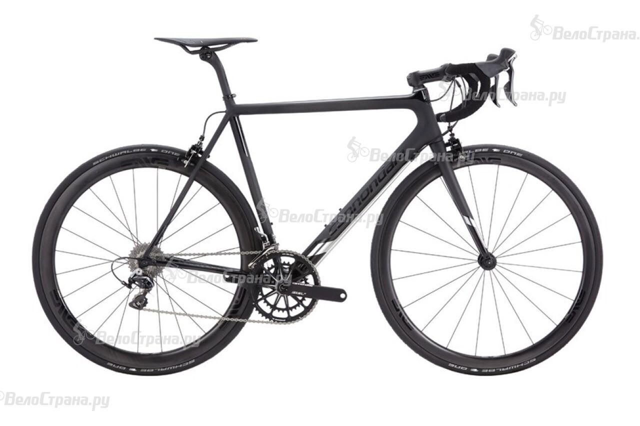 Велосипед Cannondale SuperSix EVO Black Inc. (2016)