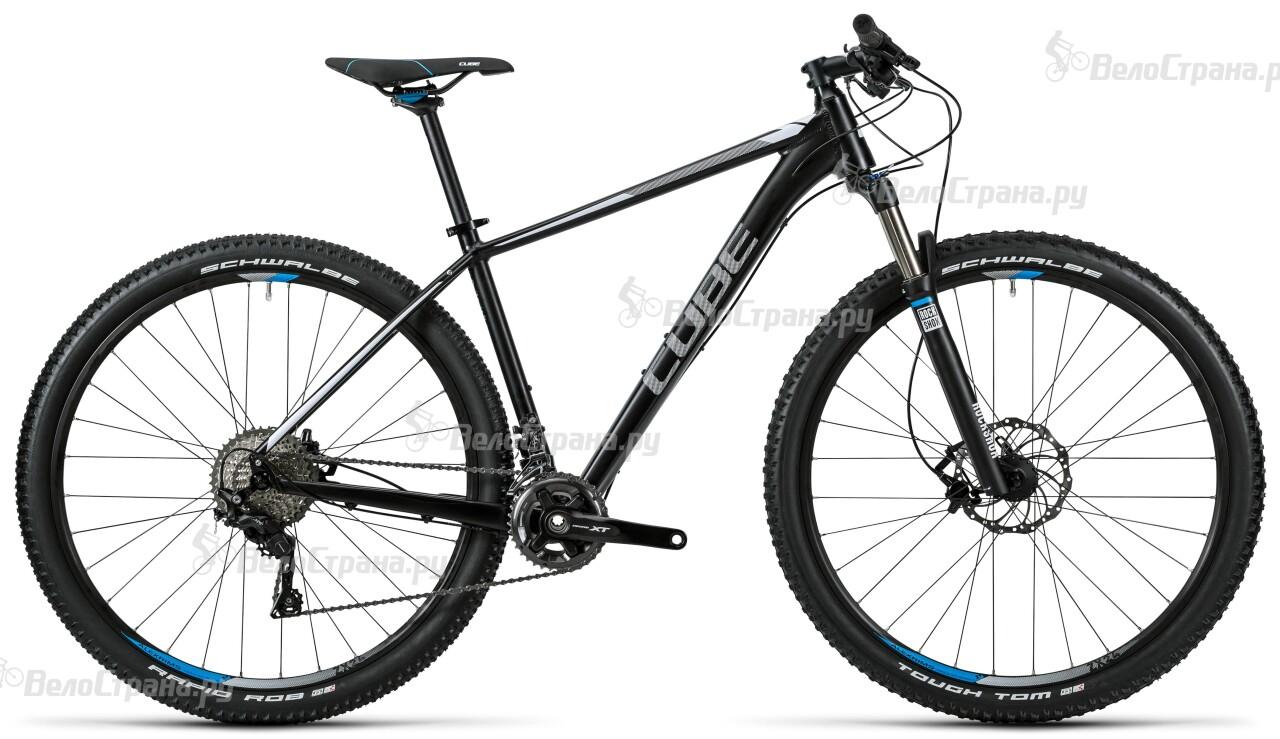 Велосипед Cube LTD Pro 3x 27.5 (2016)