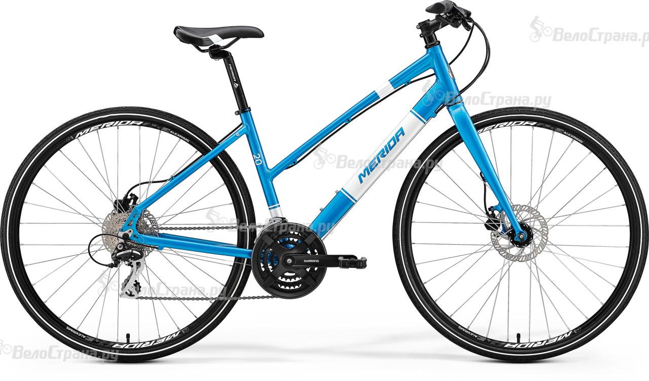 Велосипед Merida Crossway urban 20-D-lady (2017) велосипед merida crossway urban 20 md 2017