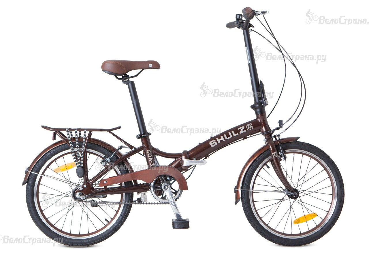Велосипед Shulz GOA-3 V-brake (2016) тормозные ручки на велосипед profile design 3 one carbon brake lever ackto1