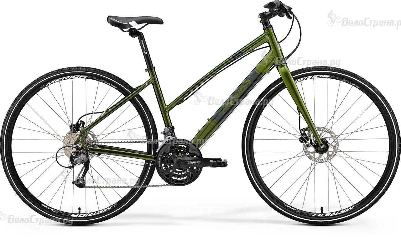 Велосипед Merida Crossway urban 40-D-lady (2017) велосипед merida crossway 40 d 2017