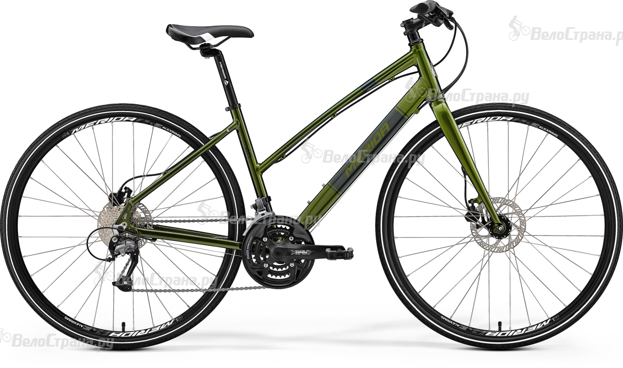 купить Велосипед Merida Crossway urban 40-D-lady (2017) недорого