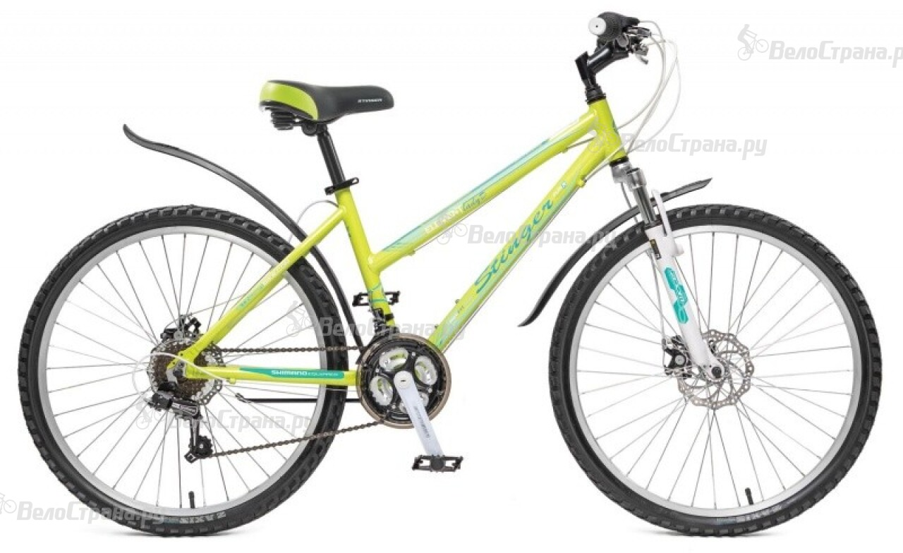 Велосипед Stinger Element lady D 26 (2015) велосипед stinger element lady d 26 2016