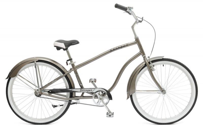 Купить Велосипед круизёр Stinger CRUISER 26 Men (2015)