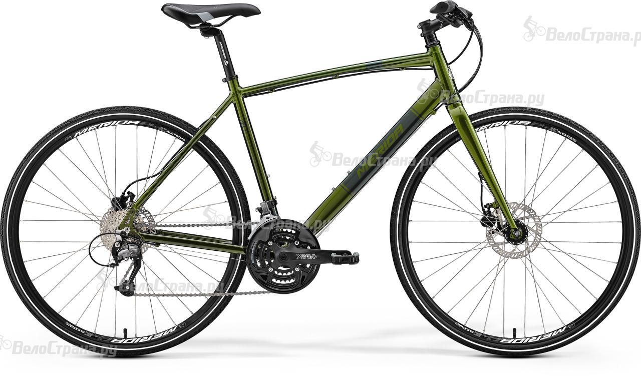 Велосипед Merida Crossway urban 40-D (2017) велосипед merida crossway urban 20 md lady 2017