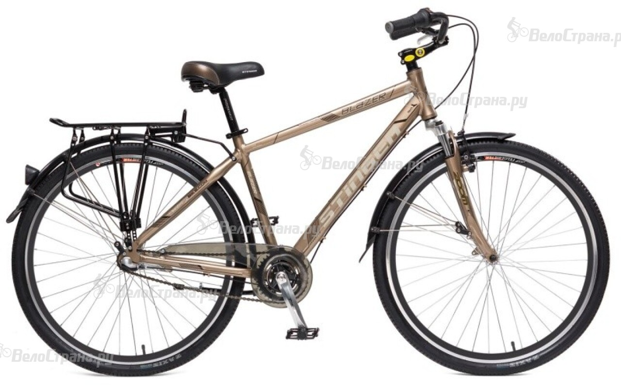 Велосипед Stinger Blazer 28 (2015) велосипед stinger blazer x50801 18 2015 brown