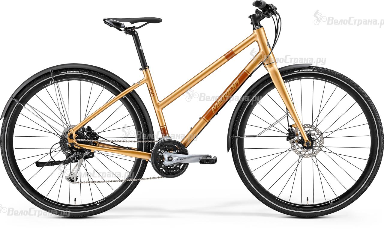 Велосипед Merida Crossway urban 100-lady (2017) велосипед merida crossway urban 20 md 2017