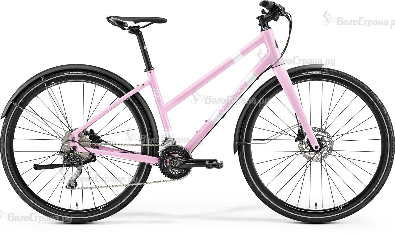 купить Велосипед Merida Crossway urban 500-lady (2017) недорого