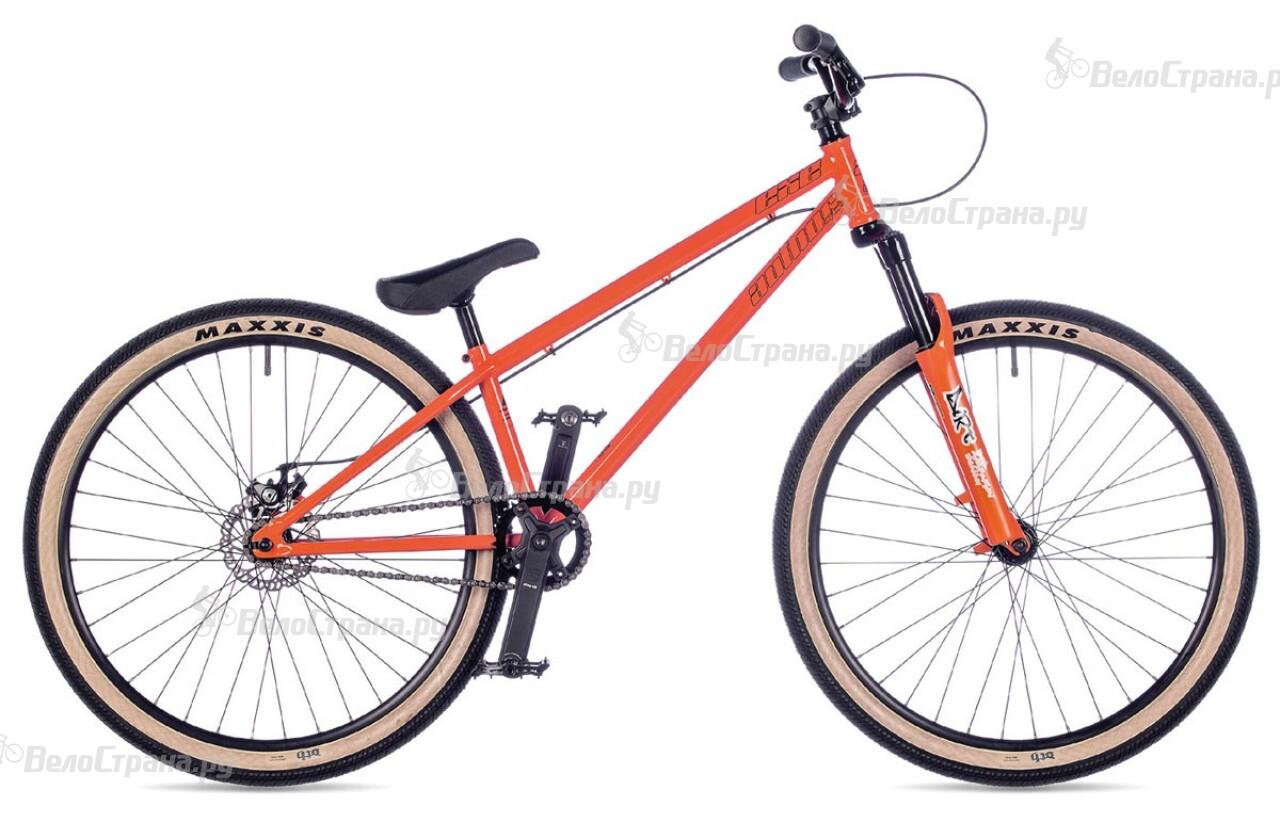 Велосипед Author Exe (2016) велосипед author rapid 2016