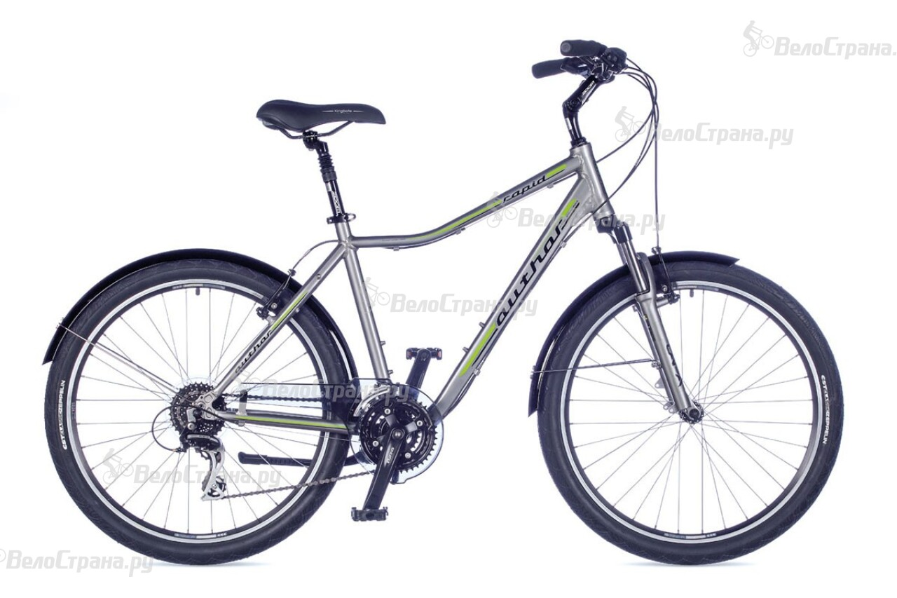 Велосипед Author Rapid (2016) велосипед author rapid 2016