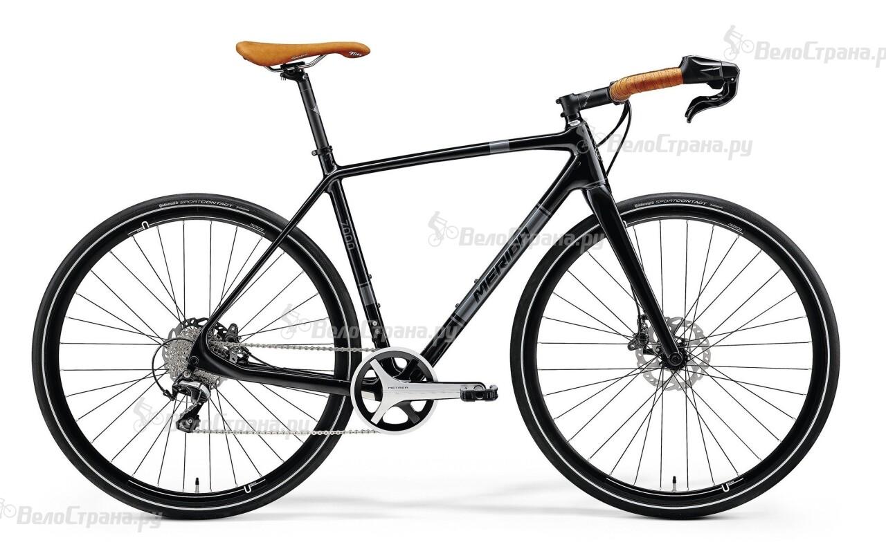 Велосипед Merida Crossway urban 7000 (2017) merida crossway urban 100 2016