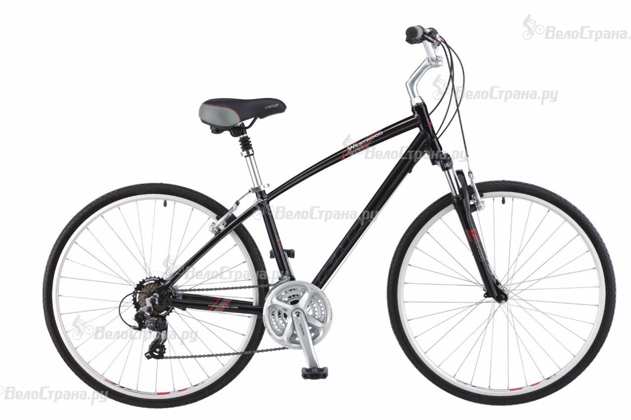 Велосипед KHS Westwood (2016) велосипед khs town