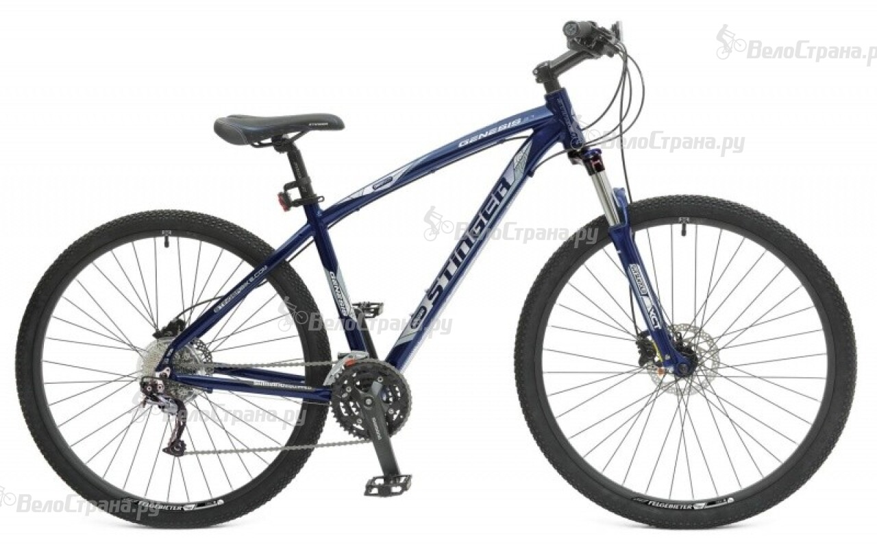 Велосипед Stinger Genesis 3.7 29 (2015)