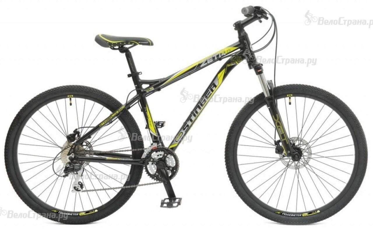Велосипед Stinger Zeta D 27.5 (2015) велосипед stinger zeta d x43976 k 18 2015 grey orange