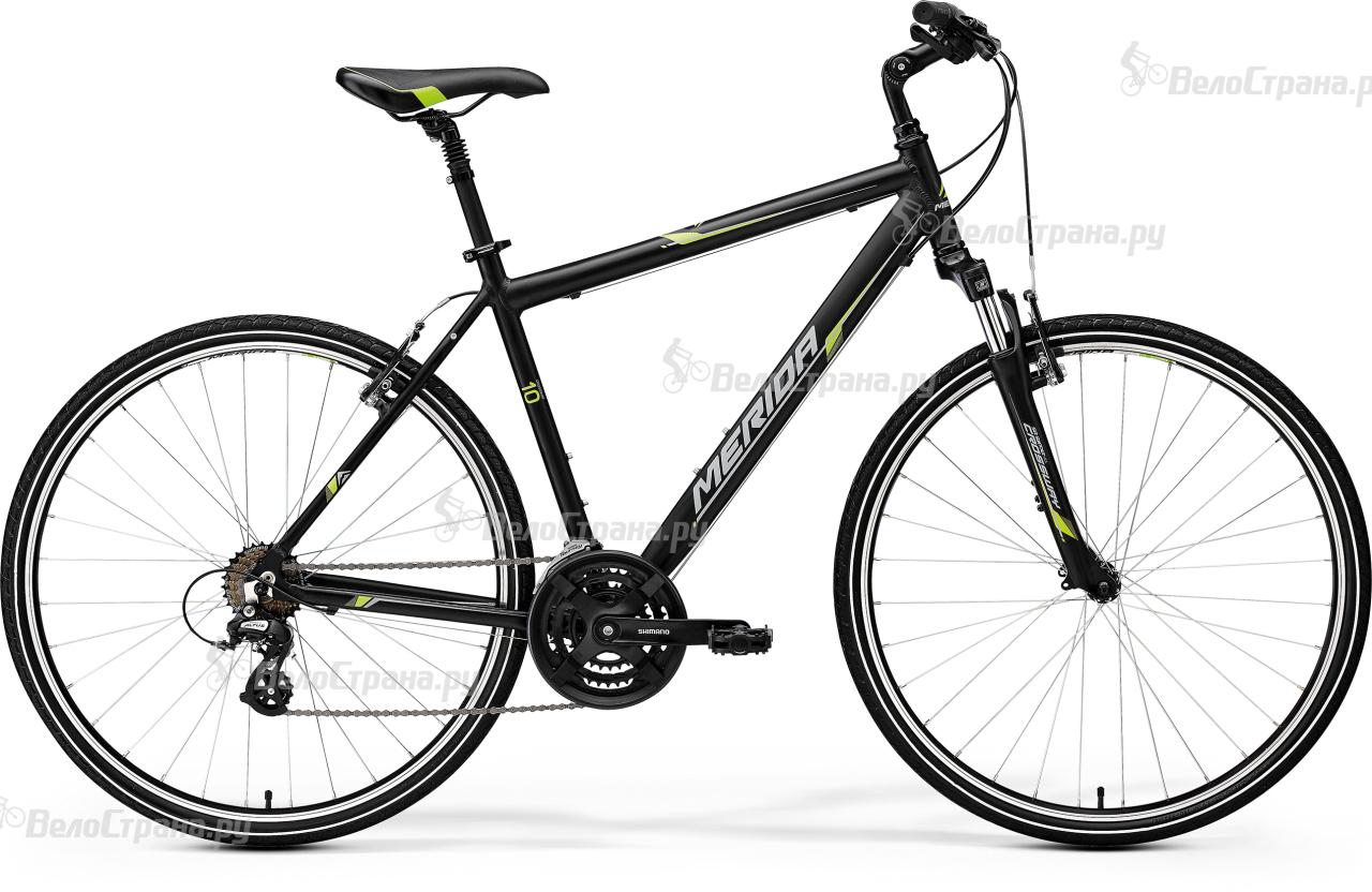 где купить Велосипед Merida Crossway 10-V (2017) по лучшей цене