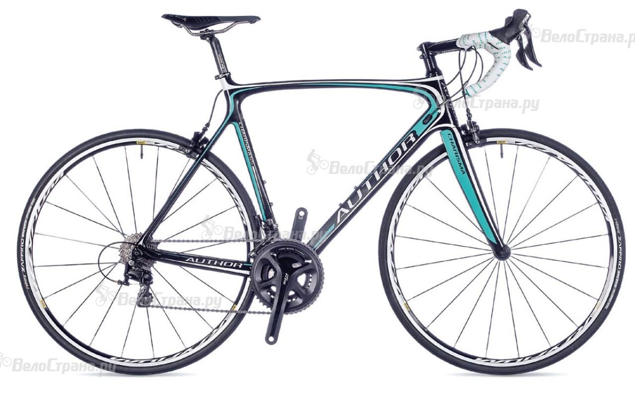 Велосипед Author Charisma 55 (2016) койнония 55 2016