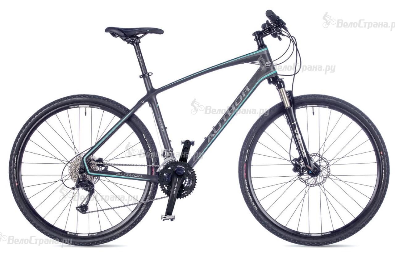Велосипед Author Avion (2016) цена и фото