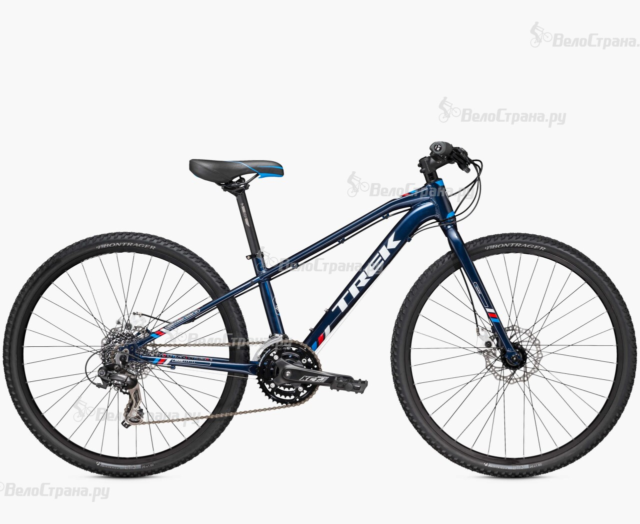 Велосипед Trek Kids Dual Sport (2016)