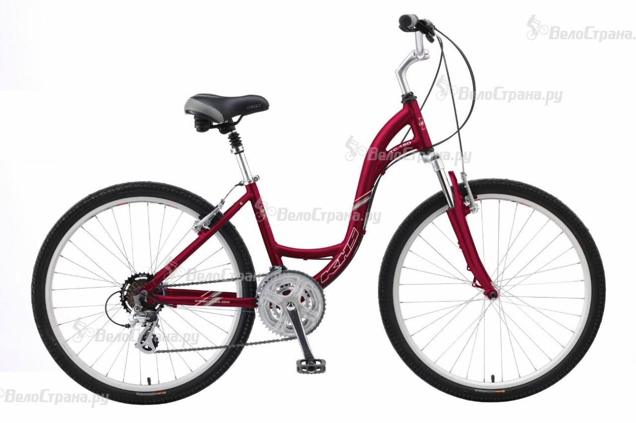 Велосипед KHS Town & Country Ladies (2016) велосипед khs alite 150 ladies 2016
