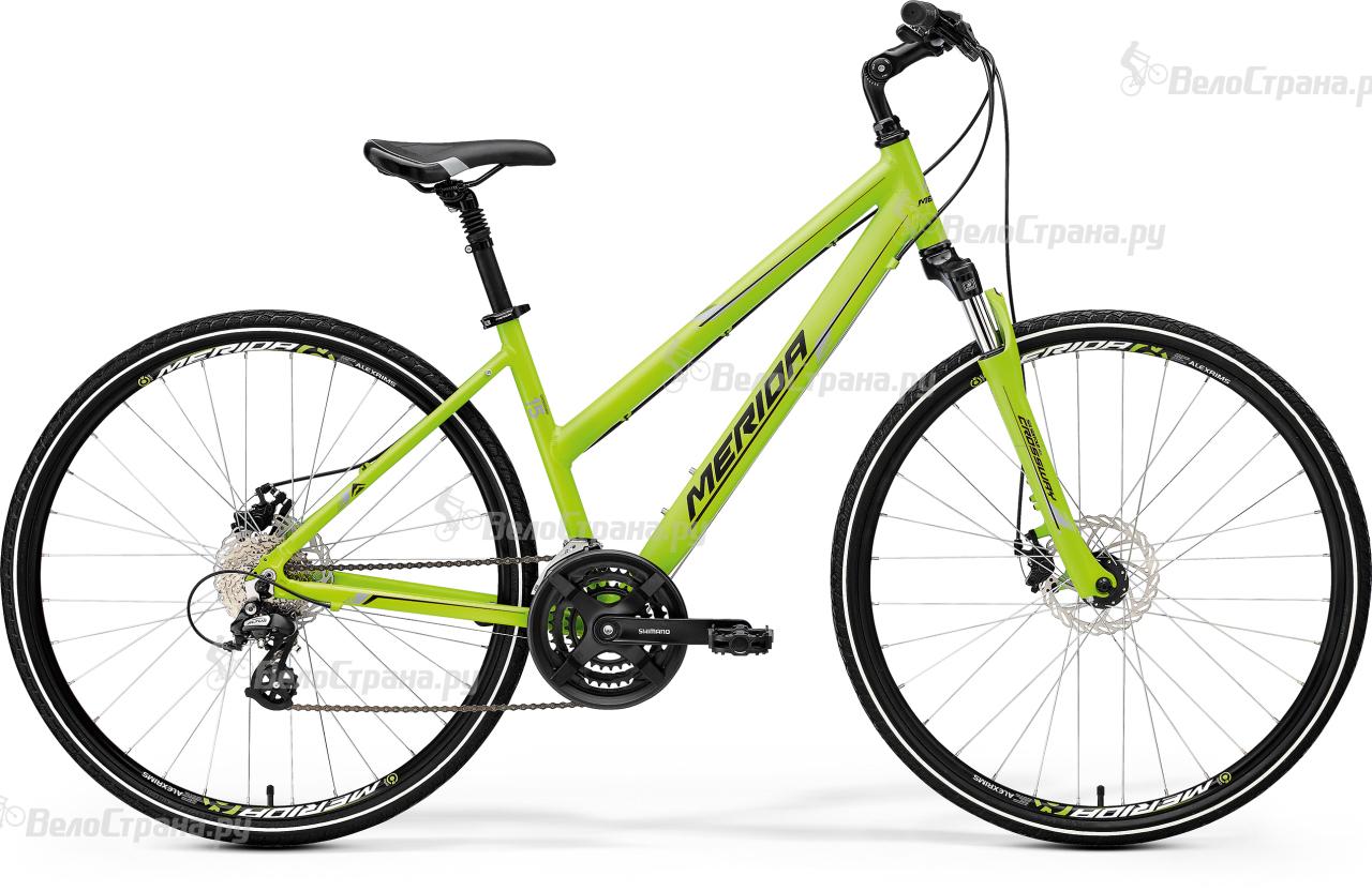Велосипед Merida Crossway 15-MD-lady (2017) велосипед merida crossway urban 20 md lady 2017