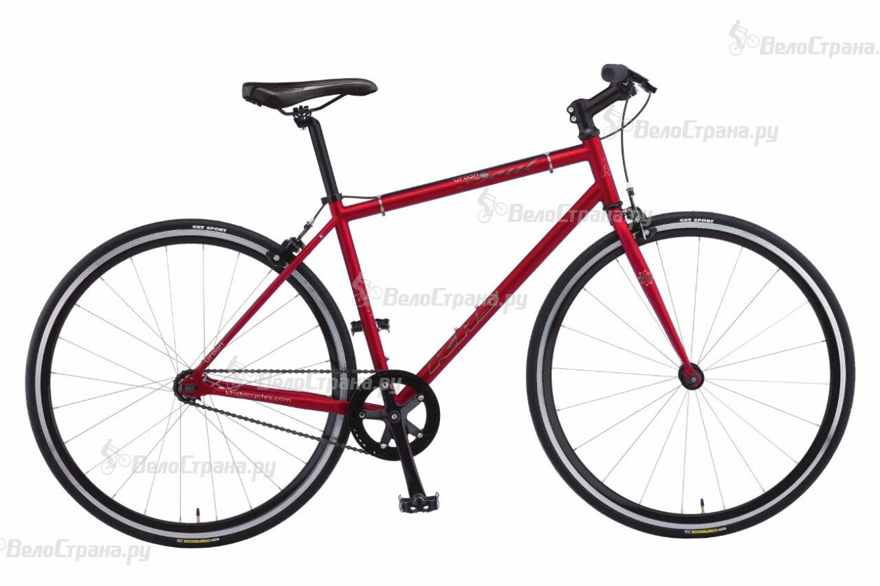Велосипед KHS Urban Soul (2016) велосипед khs cx500 2016