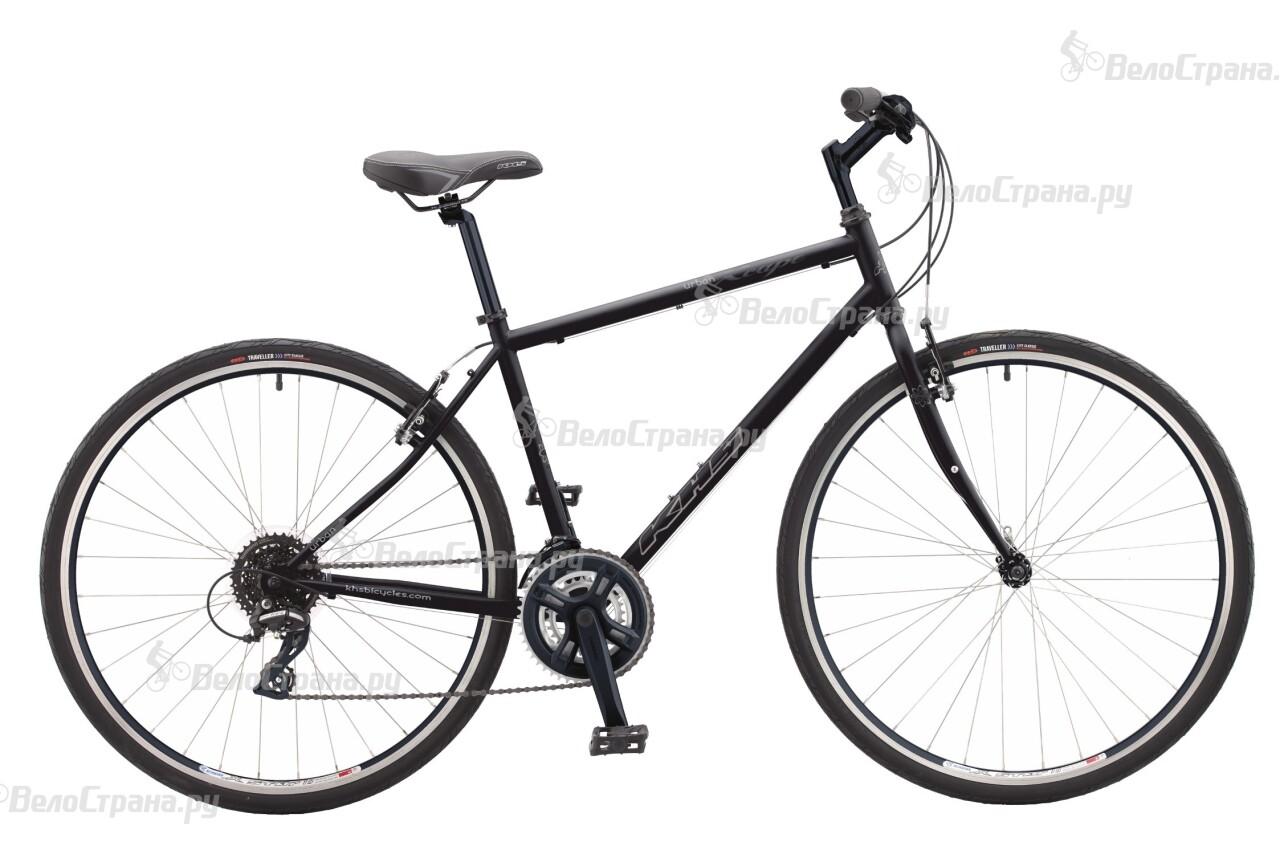 Велосипед KHS Urban Xcape (2016) велосипед khs urban soul 2016
