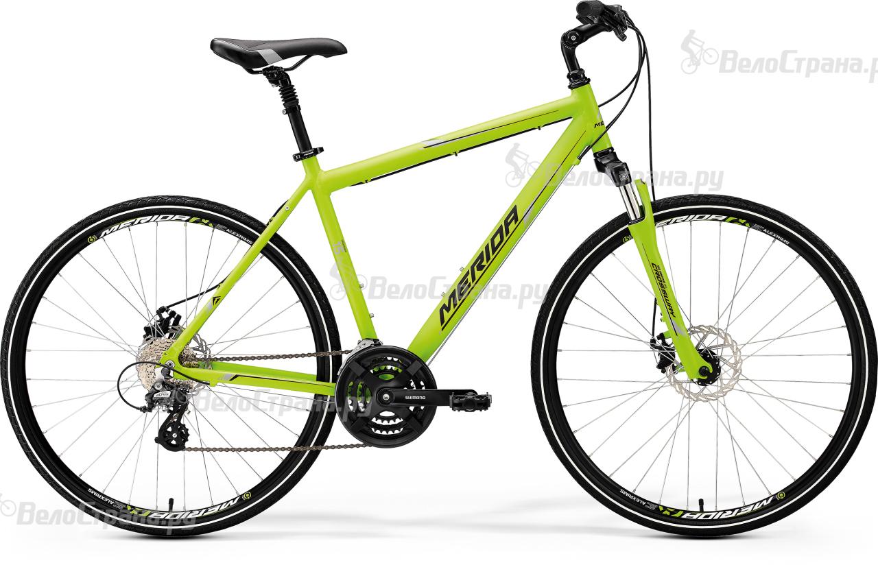 Велосипед Merida Crossway 15-MD (2017) велосипед merida crossway urban 20 md lady 2017