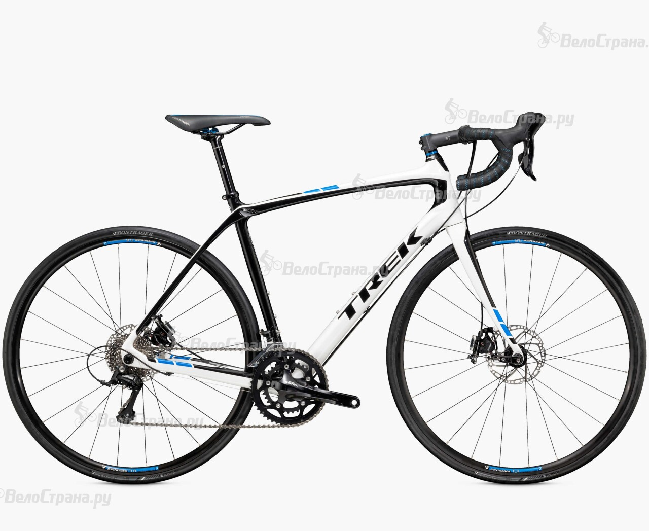 Велосипед Trek Domane 4.0 Disc (2016) trek 820